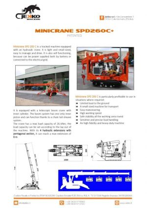 thumbnail of SPD260C Plus_brochure_en