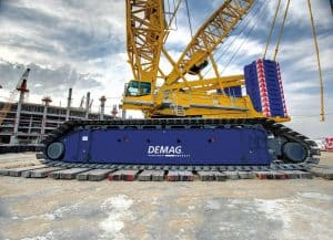 Superior Crane's Demag CC6800-1.
