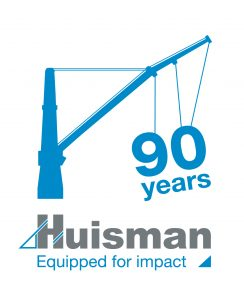 Huisman celebrates 90th anniversary for 150,000t total lift capacity