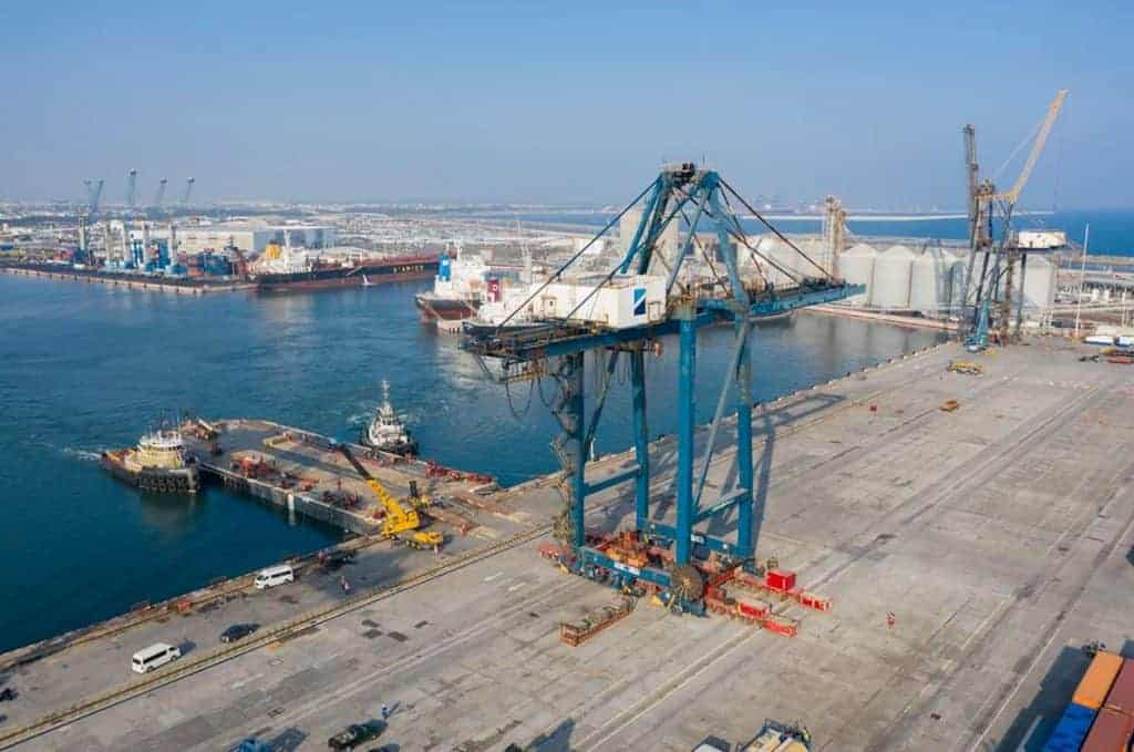 Mammoet Completes Last Phase Of Vercruz Terminal Expansion 2