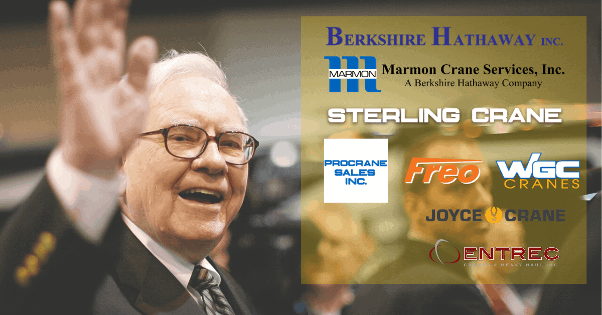 Warren Buffett Marmon Crane Services