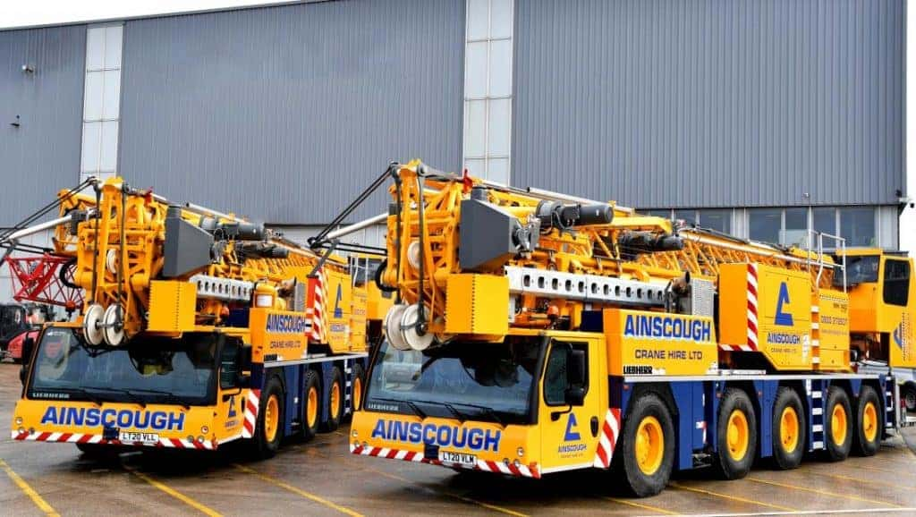 Sixth Mk140 For Ainscough