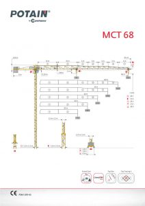 Potain MCT68