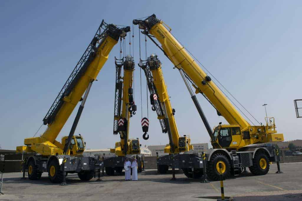 1120 Grove Fahad S Al Tamimi Partners Co Tamimi Rentals Invests In Grove Rough Terrain Cranes To Diversify Its Business 3