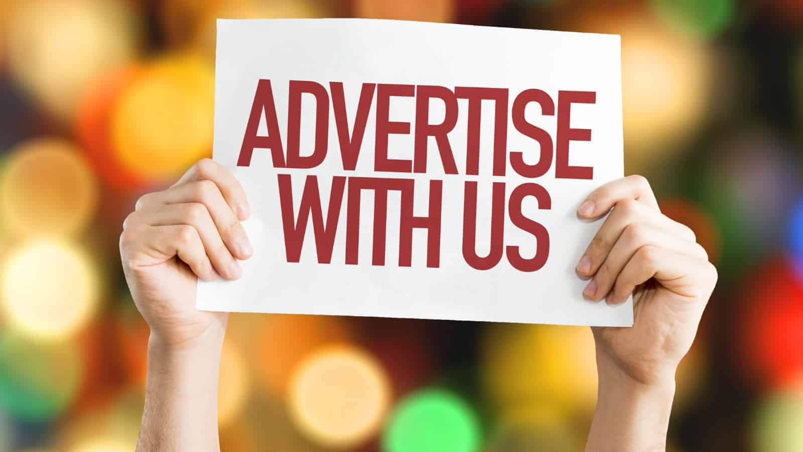 Advertise With Cranepedia